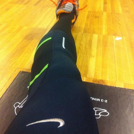 Piuttosto accorcia la corsa ma non dimenticare di allungare i muscoli!