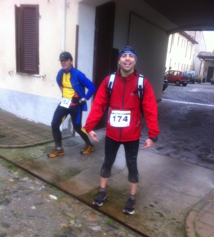 Se non c'è fango non c'è divertimento: debutto nel trail running
