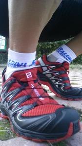 Salomon XA Pro 3D, la mia prima scarpa da trail