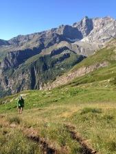 Da Alagna a Punta Indren, via classica di accesso a Capanna Margherita attraverso la Val d'Otro